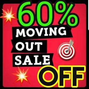 💎60% OFF💎MOVING SALE💚$4.99 SHIPS💖CLEARANCE🌟